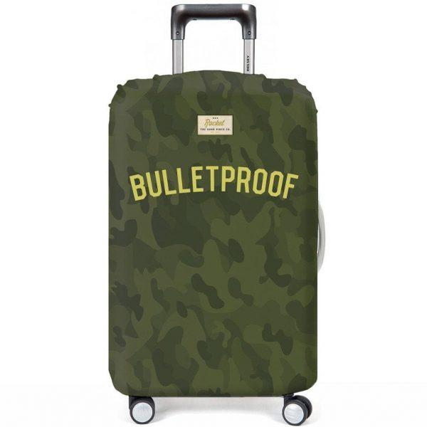 Bullet Proof Luggage Cover