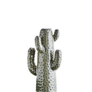 Stoneware Cactus Vase