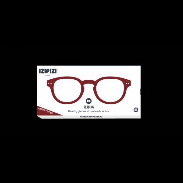 Izipizi #C Reading Glasses Brown Broux