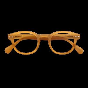 Izipizi #C Reading Glasses Yellow Ochre
