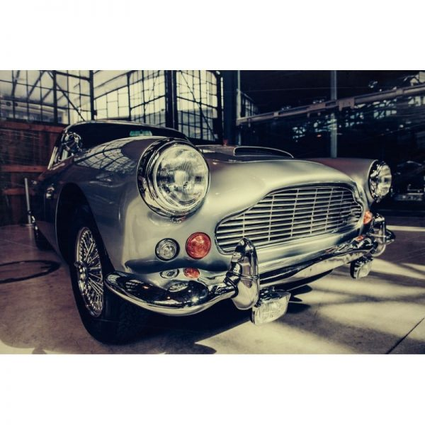 Classic 1960s Aston Martin Car