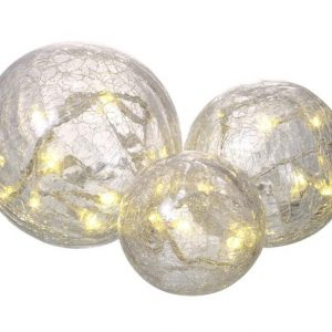 Crackle Ball Lights 3 in 1