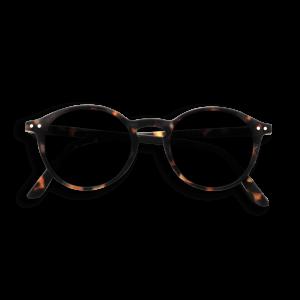 Izipizi #D Sunglasses Tortoise Soft/Grey Lenses