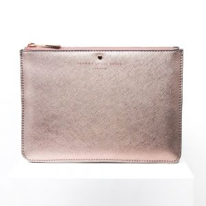 johnny-loves-rosie-rose-gold-medium-pouch