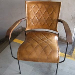 quilted-leather-chair