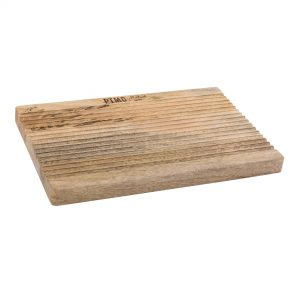 Natural Mango Wood rectangular chopping board