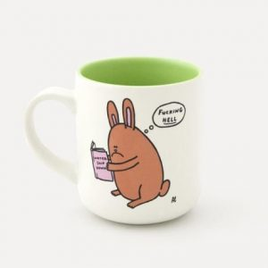 Watership Down Stoneware Mug