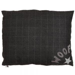 Jack Tweed Woof Dog Bed Large