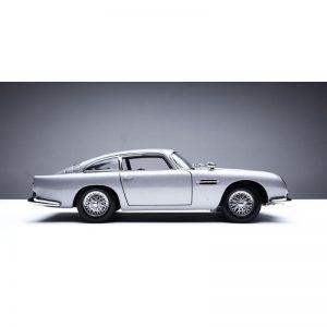 Aston Martin DB5 Print On Glass