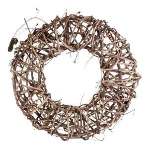 Light Brown Vine Wreath