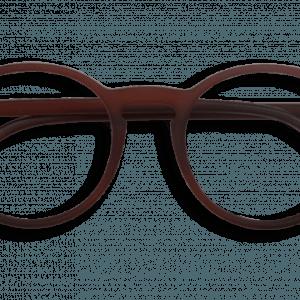 Izipizi #D Reading Glasses (Spectacles) Dark Wood