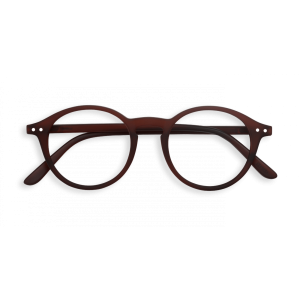 Izipizi #D Reading Glasses(Spectacles)Dark Wood