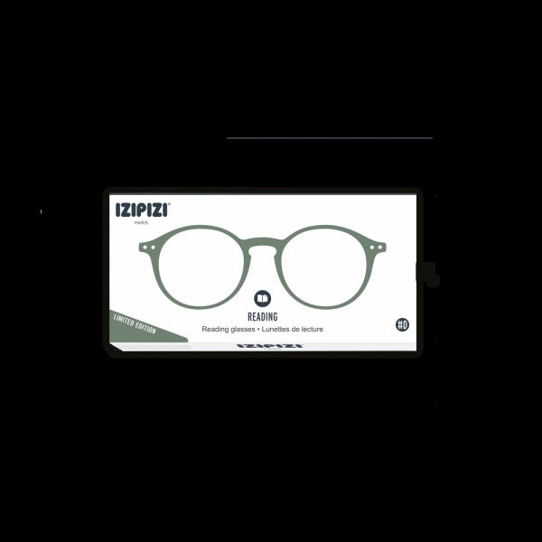 Izipizi #D Reading Glasses(Spectacles)Green Moss