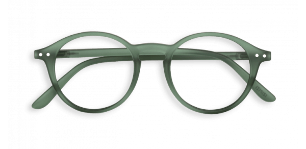 Izipizi #D Reading Glasses (Spectacles) Green Moss