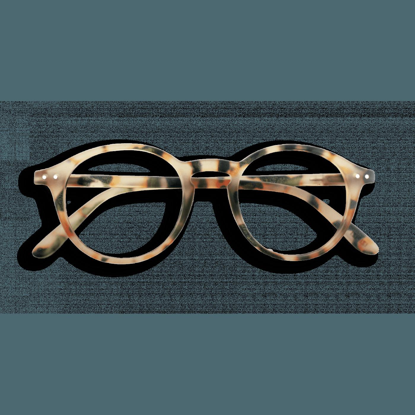 Izipizi #D Screen Glasses Light Tortoise