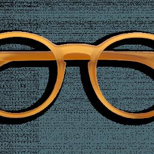 Izipizi #D Reading Glasses (Spectacles) Yellow Ochre