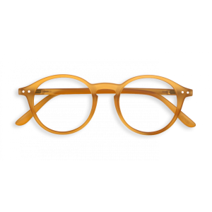 Izipizi #D Reading Glasses(Spectacles)Yellow Ochre
