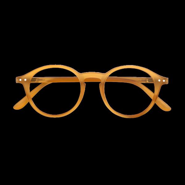 Izipizi #D Reading Glasses(Spectacles)Yellow Ochre