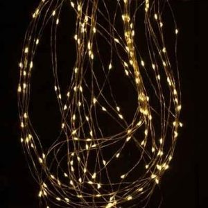 Christmas Branch 200 Lights Copper Wire LED