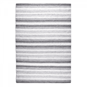 Gump Grey Stripe Rug
