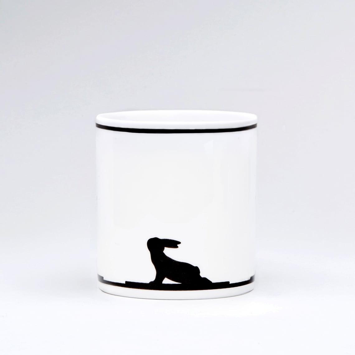 Yoga Rabbit Mug