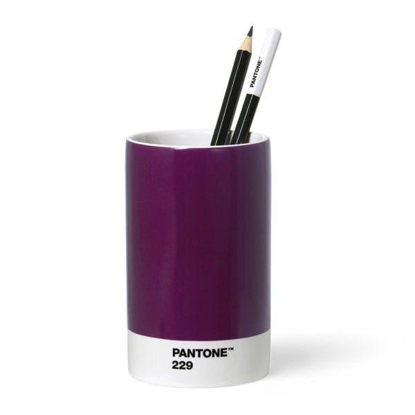 Aubergine 229 Pantone Pencil Cup