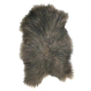 Icelandic Rare Breed Sheepskin Rug Taupe