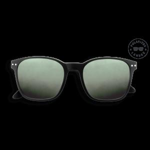 Izipizi # Sun Nautic Black Polarised Green Lenses