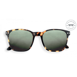 Izipizi # Sun Nautic Tortoise Polarised Green Lenses