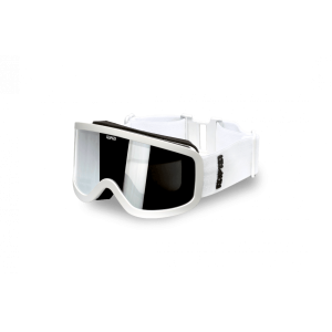 Izipizi Sun Snow Ski and Snowboard Mask White
