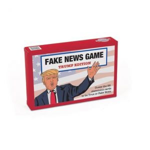 The Fake News Game Trump Edition