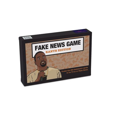 The Fake News Game Kayne Edition