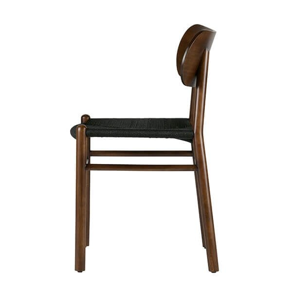 Jointly Dining Chair Dark Brown