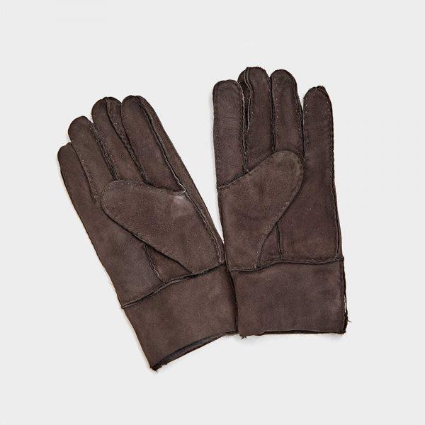 Sheepskin Gloves for Men Medium