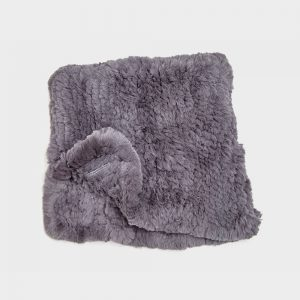 Fur Snood Grey