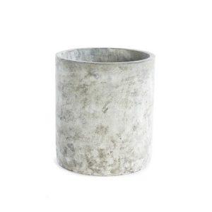 Grey Ceramic Wine Cooler