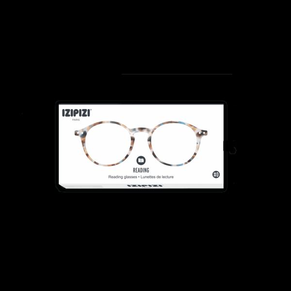 Izipizi #D Reading Glasses(Spectacles)Blue Tortoise