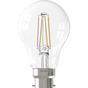 B22 Bayonet LED Filament Bulb Clear