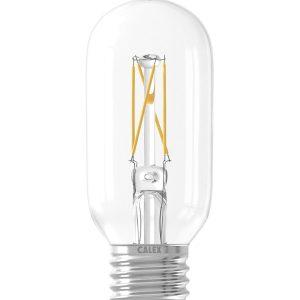 Filament E27 LED Small Tubular Bulb Clear (Dimmable)