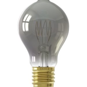 E27 LED Flex Filament Bulb Titanium