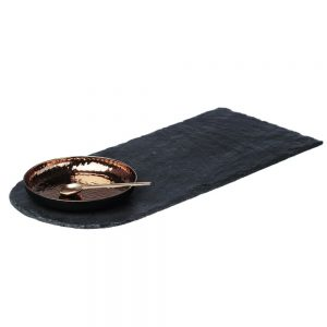 Copper & Slate Serving Platter