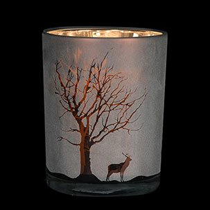stag-frosted-glass-candle-holder