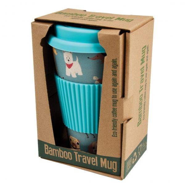 Best In Show Bamboo Travel Mug