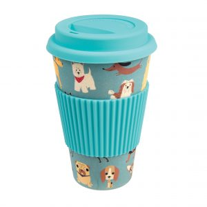 Best In Show Bamboo Travel Mug