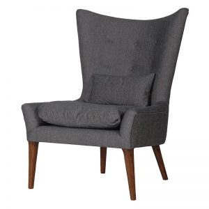 Slate Grey Salon Chair
