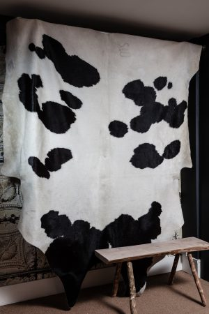 Cow Hide Rug Extra Large
