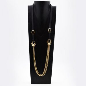 Necklace Long Multi Chain