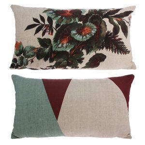Printed Kyoto Cushion