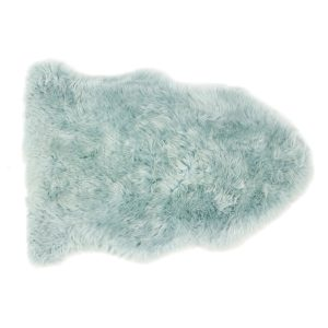 Silky Sheepskin Spearmint