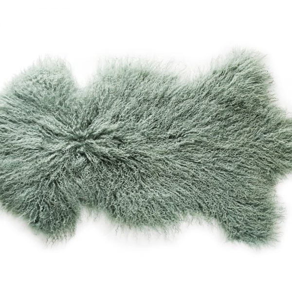 Evergreen Tibetan Sheepskin Rug